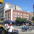 La Perla のホテルの外観