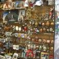 フロリダ通りの民芸品店